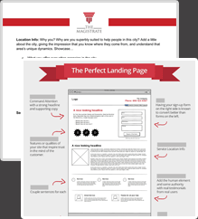 Local Landing Page Template